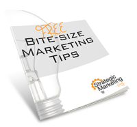 Bite size Marketing Tips1 How my Website Made $100/month and Why I have to Start Over